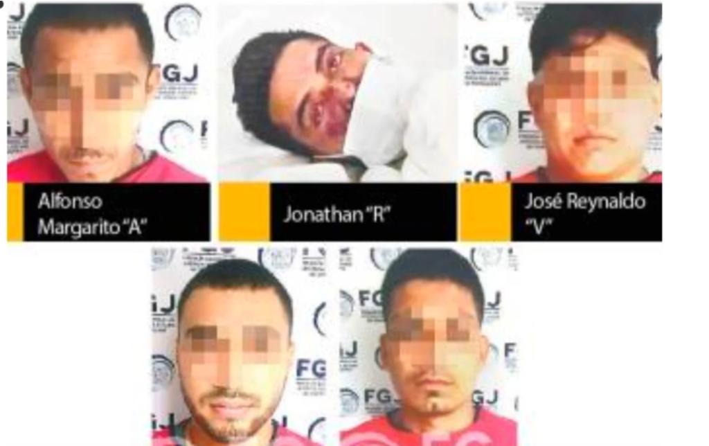 La Fiscalía General de la República realiza la primera audiencia a los cinco inculpados de la masacre en Reynosa