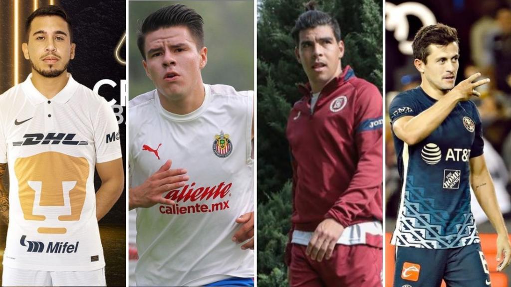 ¿Quiénes son los refuerzos de los cuatro grandes de la Liga MX?