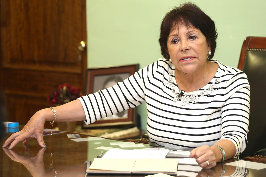 Abogados de lideresa Alejandra Barrios esperan que cumpla prisión domiciliaria