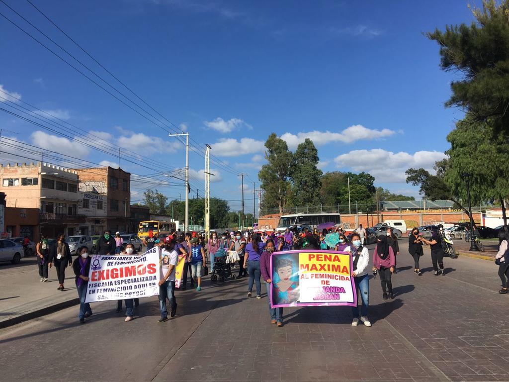 Madres de víctimas piden pena máxima para feminicida de Fernanda Morán en San Luis Potosí
