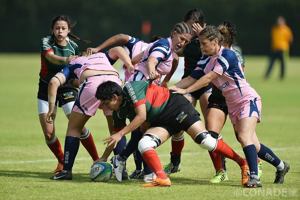 Torreón recibe Juegos Nacionales de Rugby