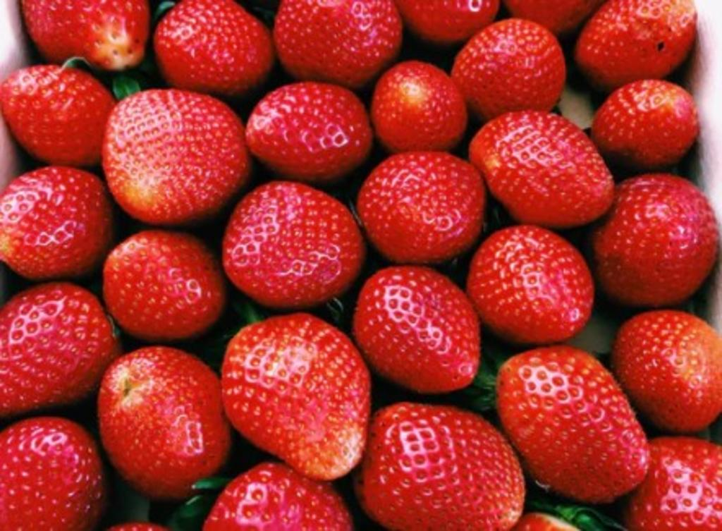¿Por qué debes comer fresas?
