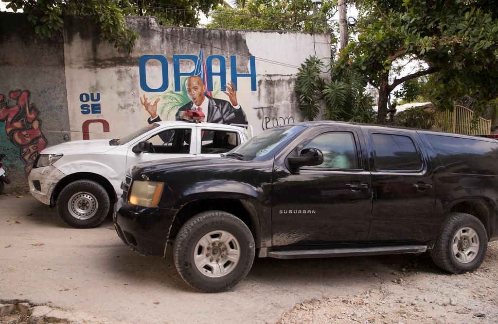 Juez impide salir de Haití a cuatro jefes responsables de la seguridad presidencial