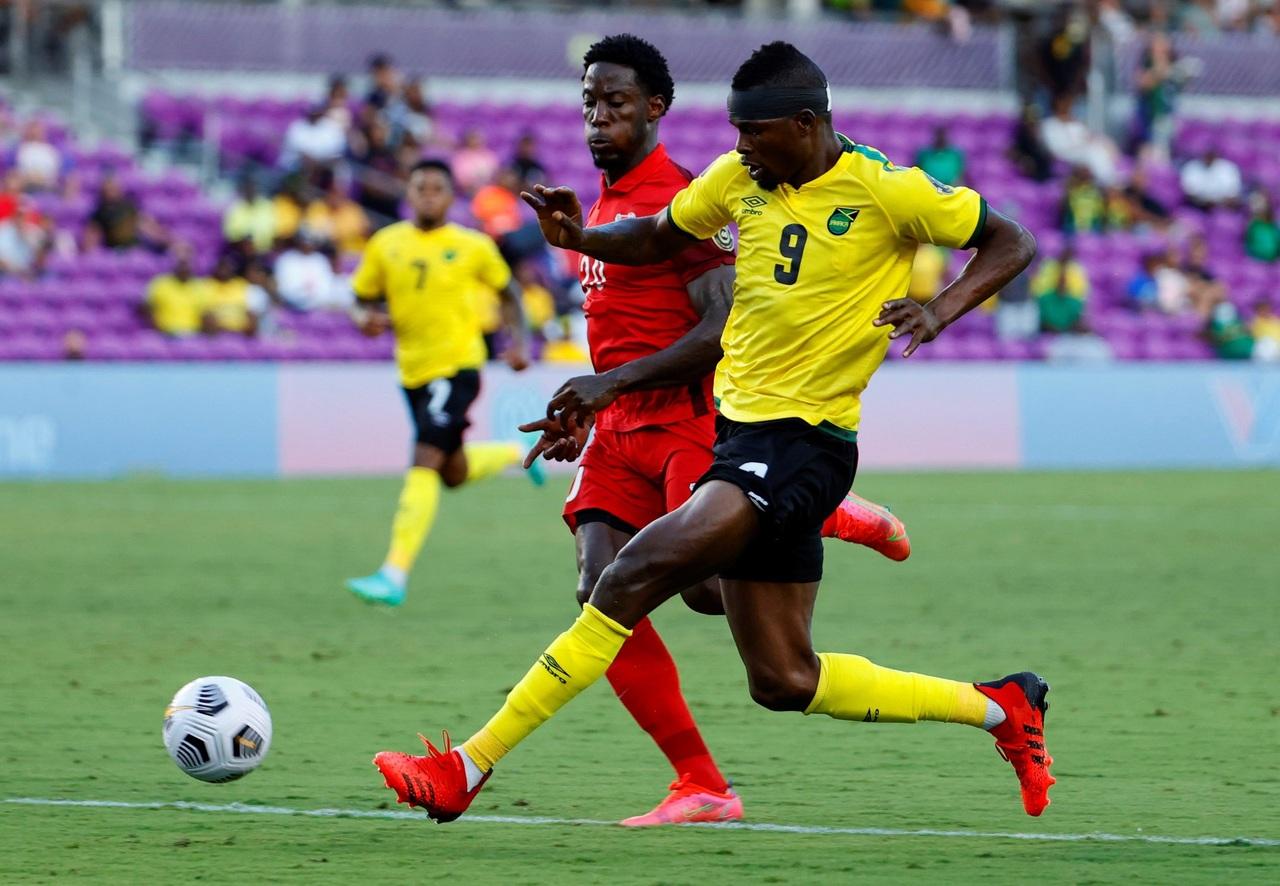 Jamaica vence a Guadalupe y encabeza grupo