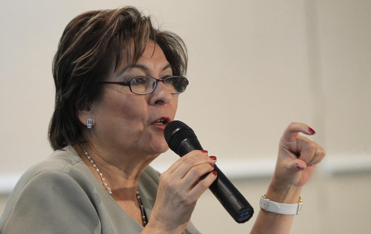 Isabel Miranda niega que Fiscalía la investigue