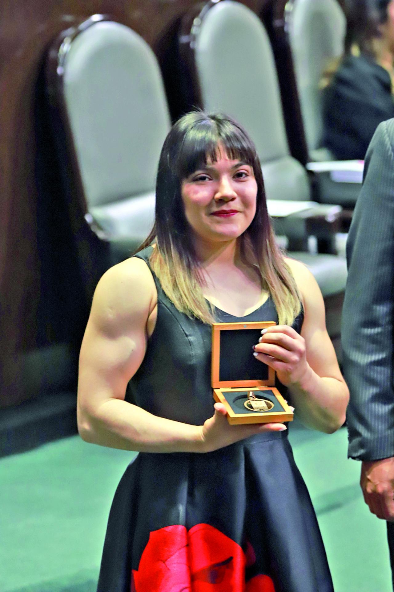 Alexa Moreno, gimnasta que se perfila a triunfar en Tokio 2020