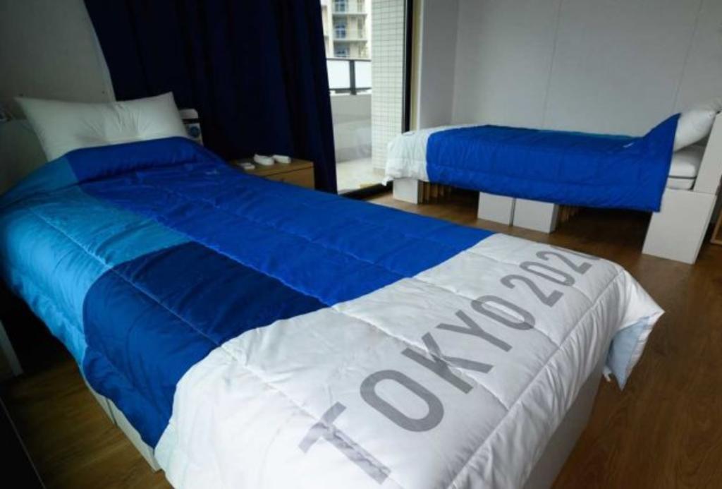 Reportan primer caso positivo a COVID en la Villa Olímpica de Tokio 2020