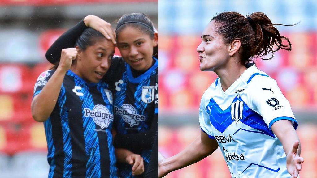 Querétaro femenil suma valioso punto ante Rayadas en el arranque del Apertura 2021