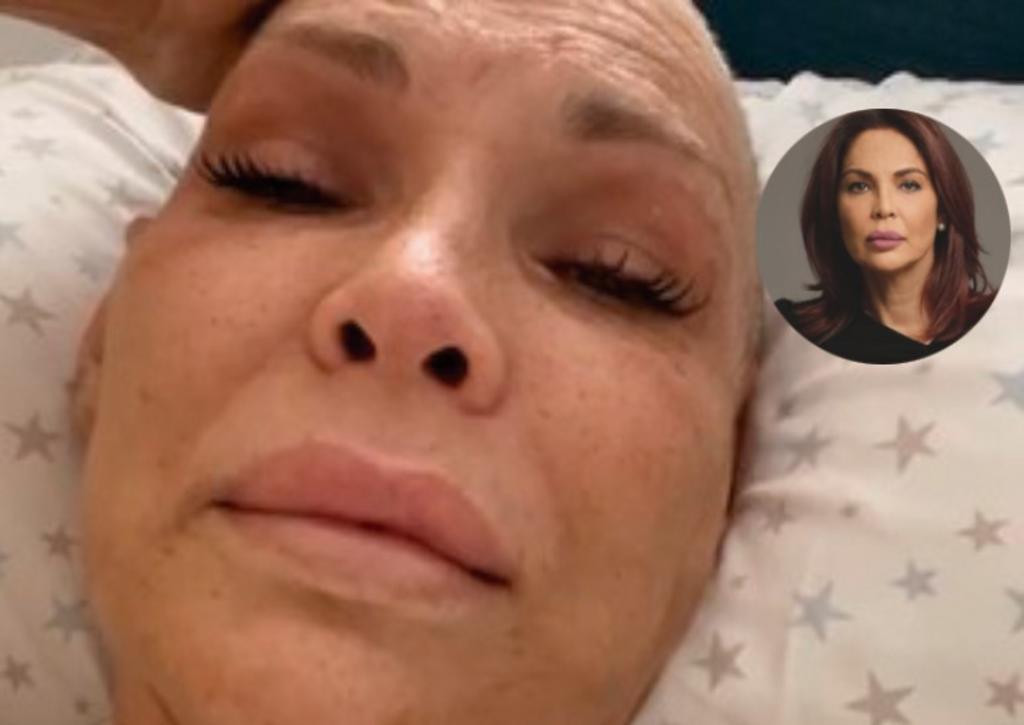 Actriz Isabel Torres pasa su cumpleaños luchando contra el cáncer