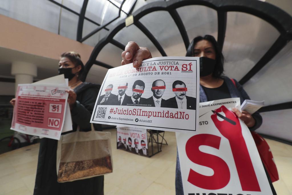 El martes llegarán a Gómez Palacio las boletas para la Consulta Popular 2021