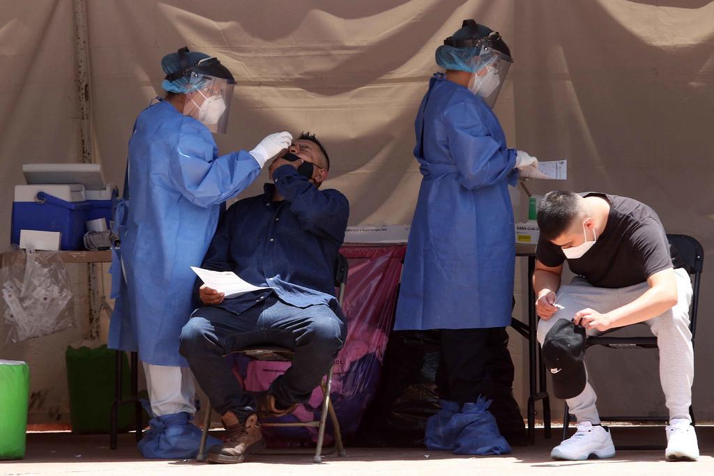 México suma 12,631 contagios nuevos de COVID-19 en las últimas 24 horas
