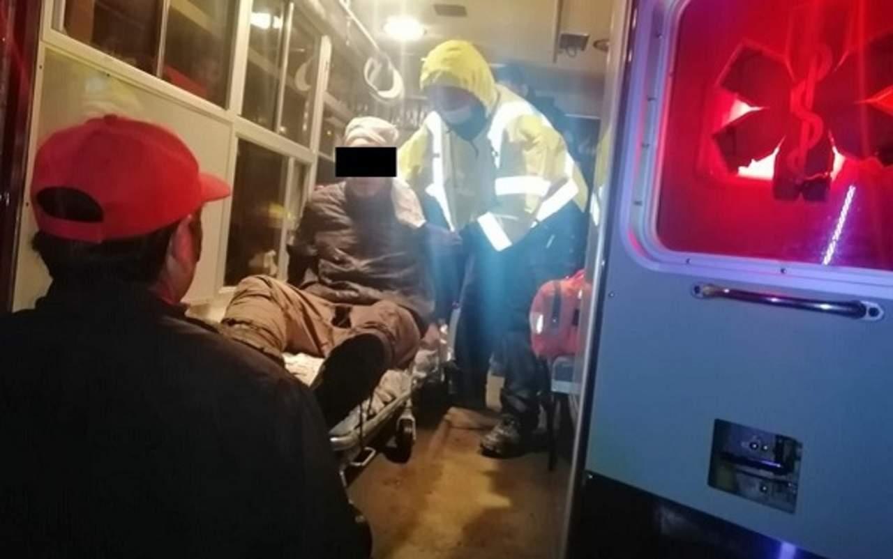 (VIDEO) Fuerte accidente en el 'Mexiquillazo'
