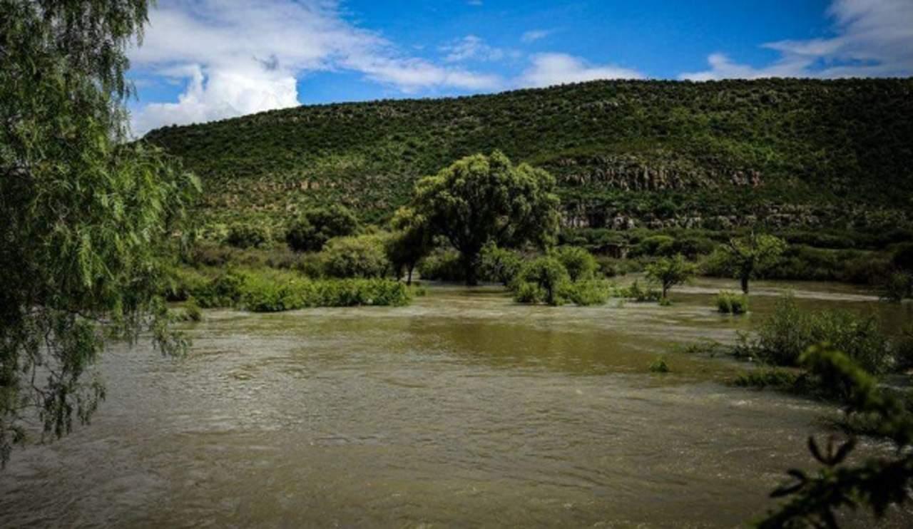 Incrementan volumen de desfogue en la presa Guadalupe Victoria