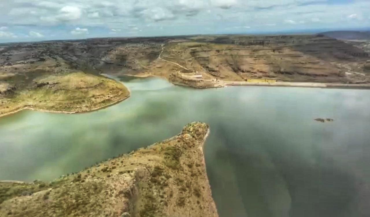 Por lluvias, vigilan niveles de las presas en Durango