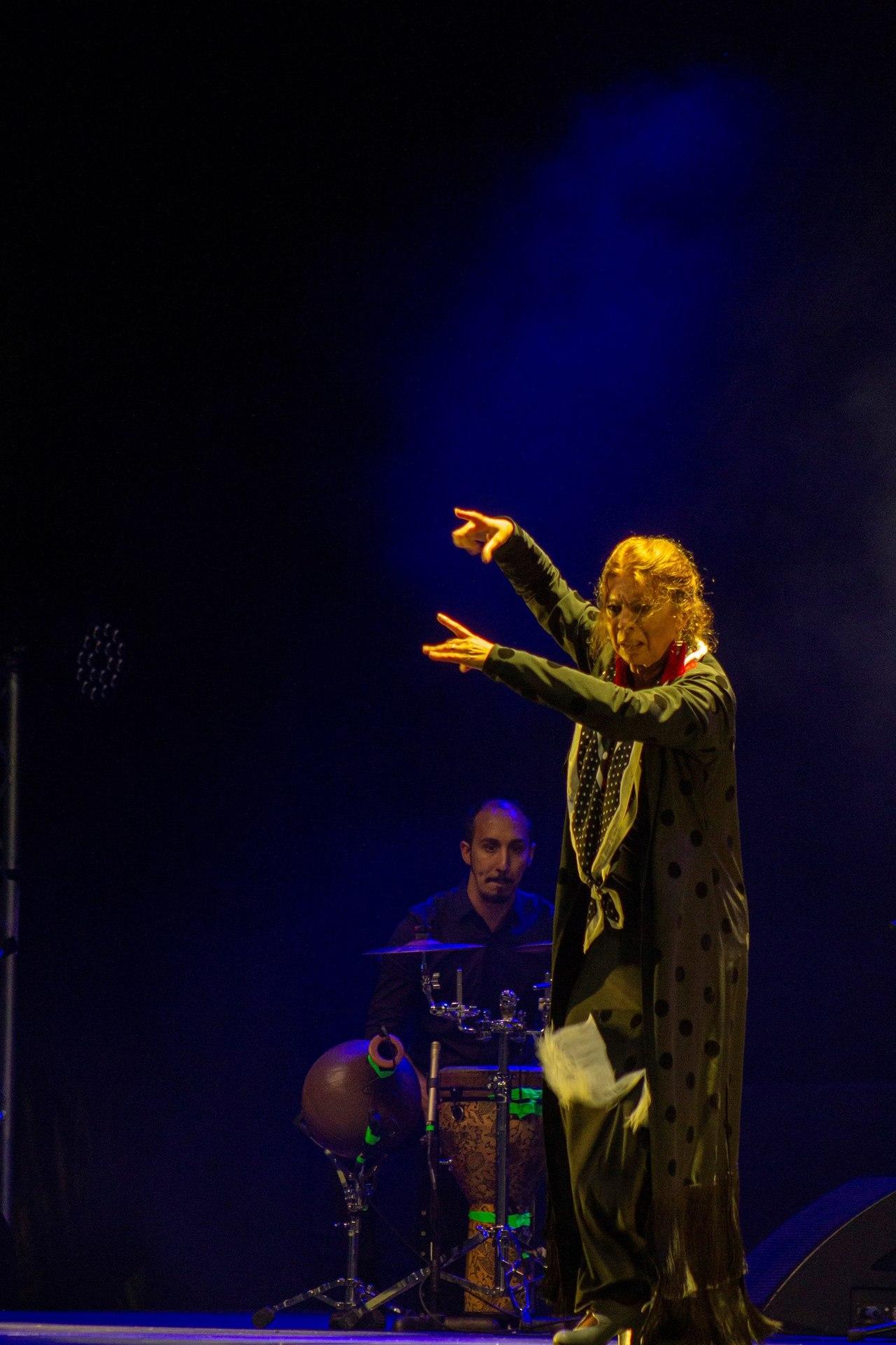 Cristina Hoyos es homenajeada en festival en México