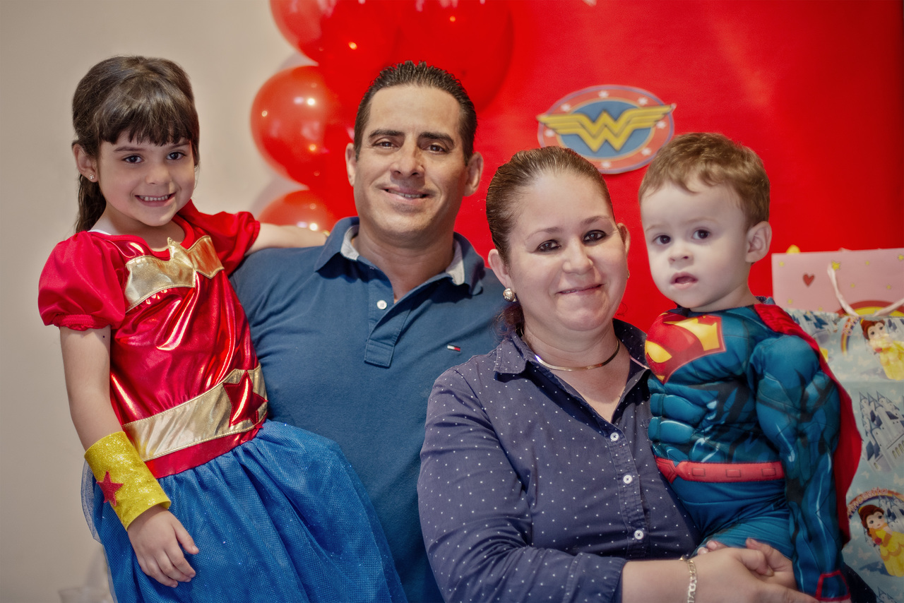 Ana Isabella cumple 5 años