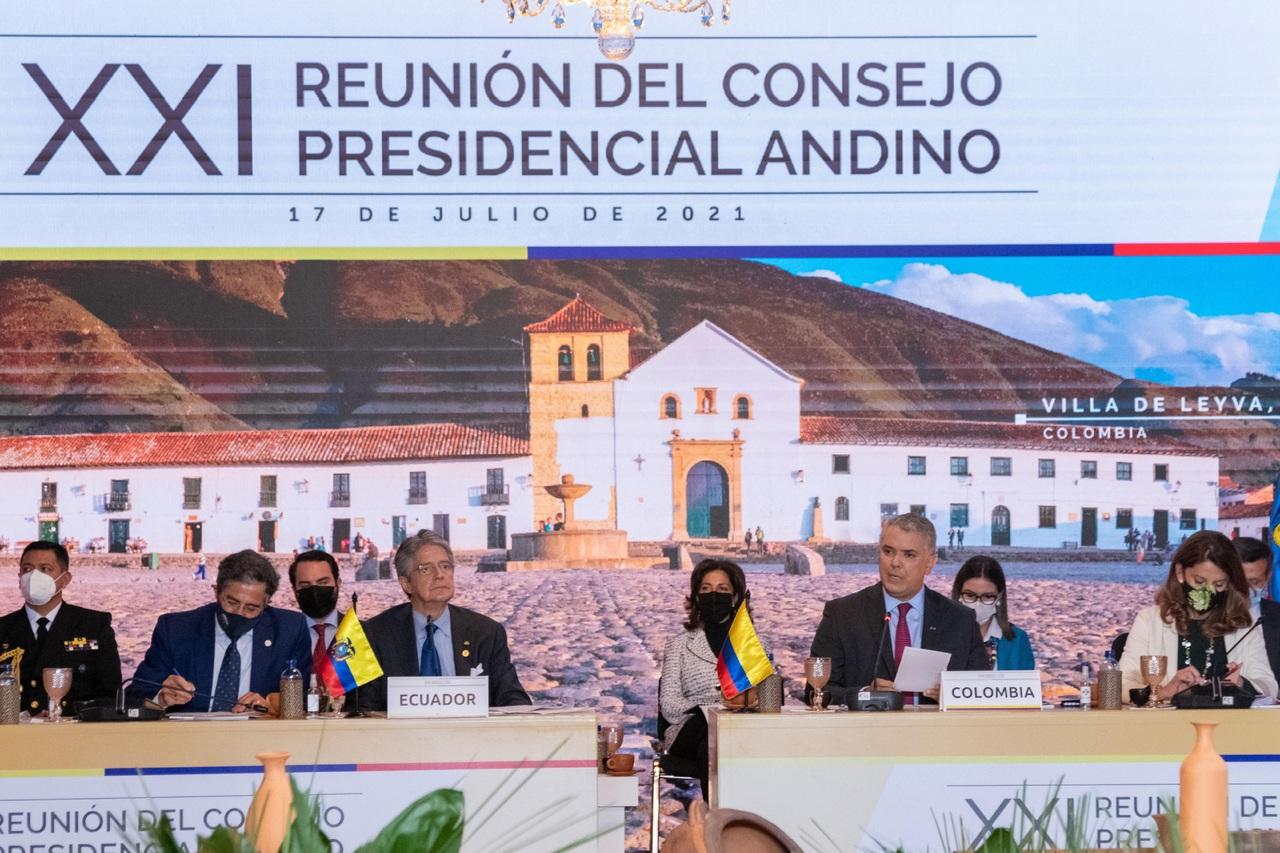 Abogan por la integración comercial de países andinos