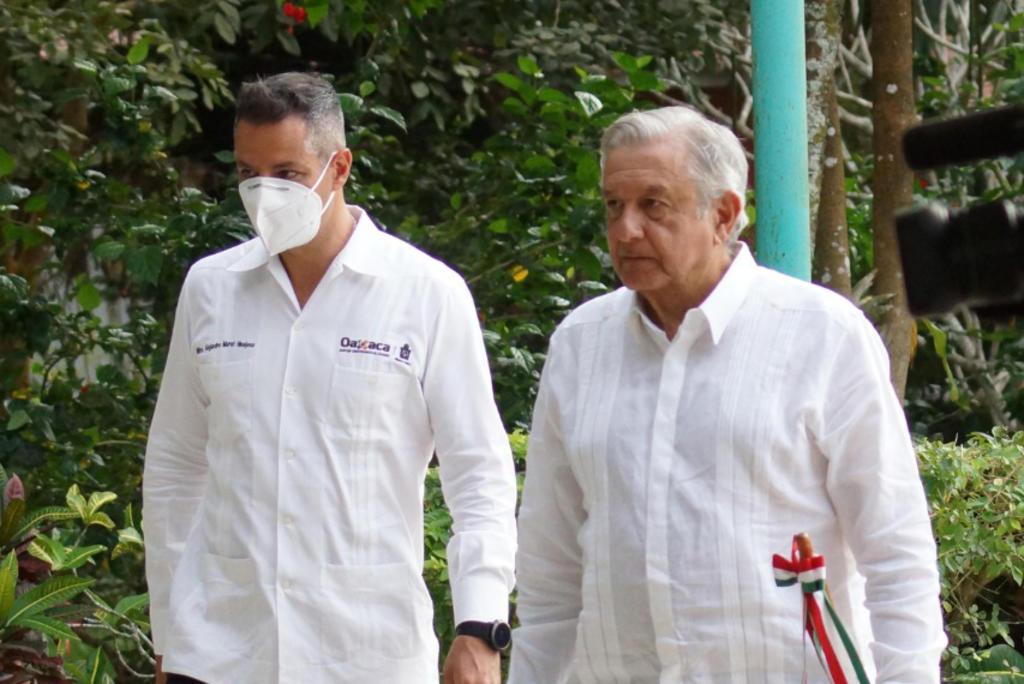 Gobernador de Oaxaca pide a Federación regreso a semáforo amarillo por COVID