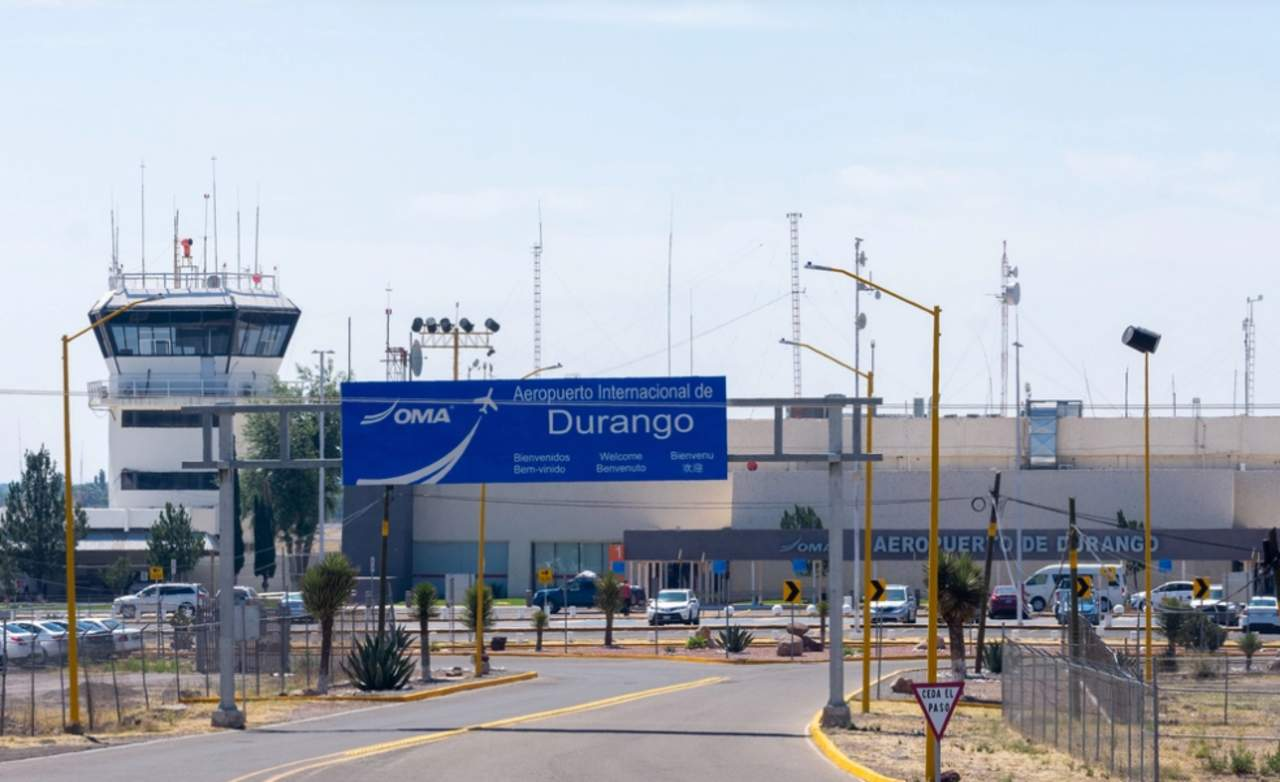 Avioneta se accidenta en aeropuerto de Durango; extraoficial un muerto