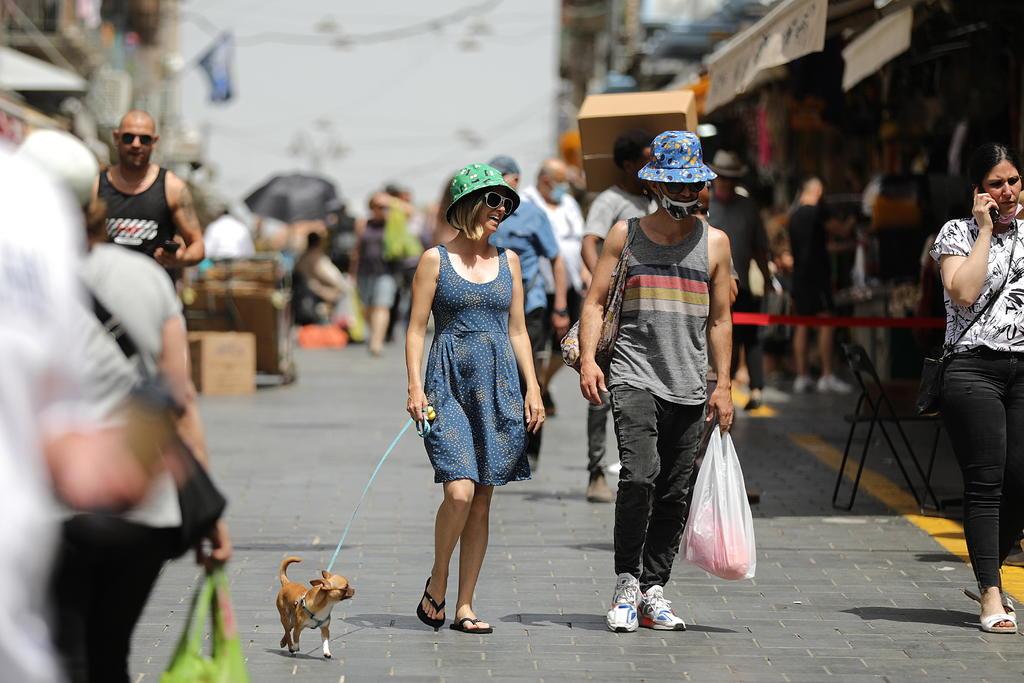 Israel pospone de nuevo la entrada de turistas al seguir creciendo los contagios de COVID-19