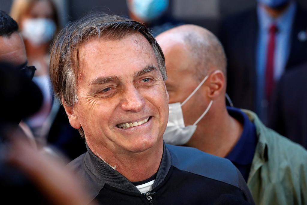 Presidente de Brasil recibe el alta médica tras cuatro días ingresado por obstrucción intestinal