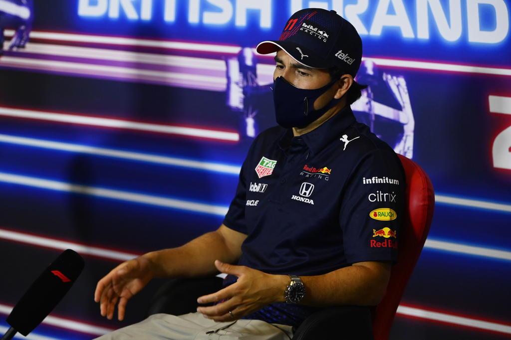Sergio 'Checo' Pérez baja hasta el quinto puesto en el mundial de la F1