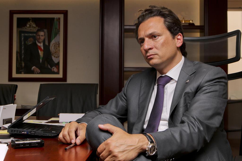 UIF presenta sexta denuncia contra Emilio Lozoya por corrupción