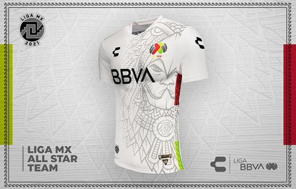 Liga MX presenta uniforme para Juego de Estrellas
