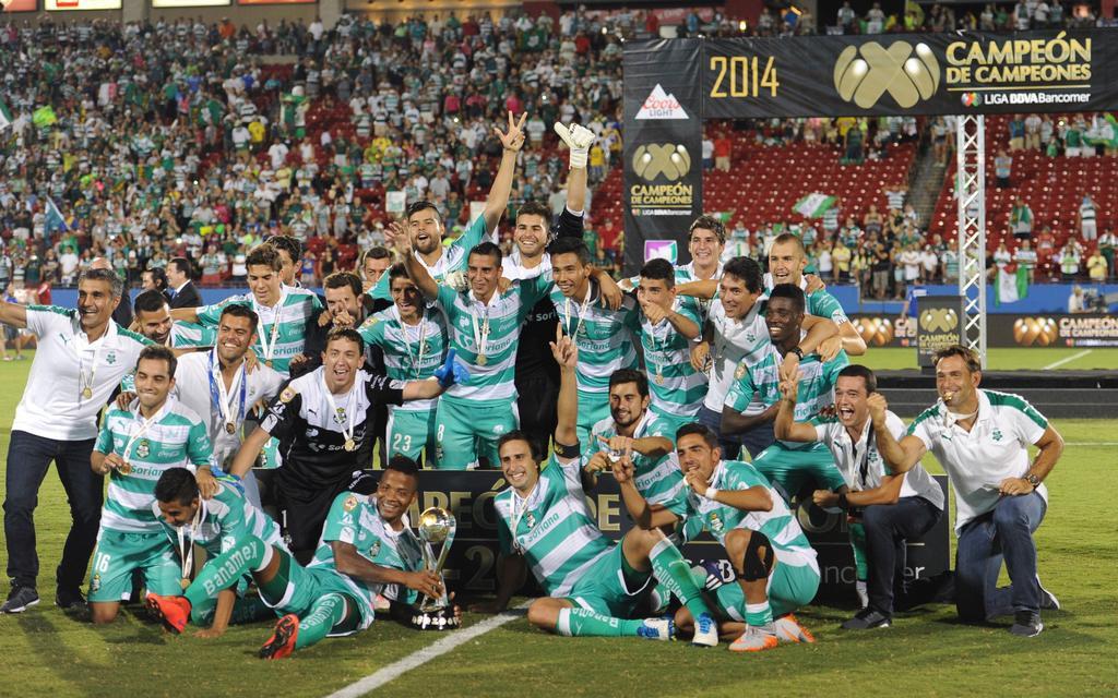 Campeón de Campeones, el título de la Liga MX lleno de inestabilidad