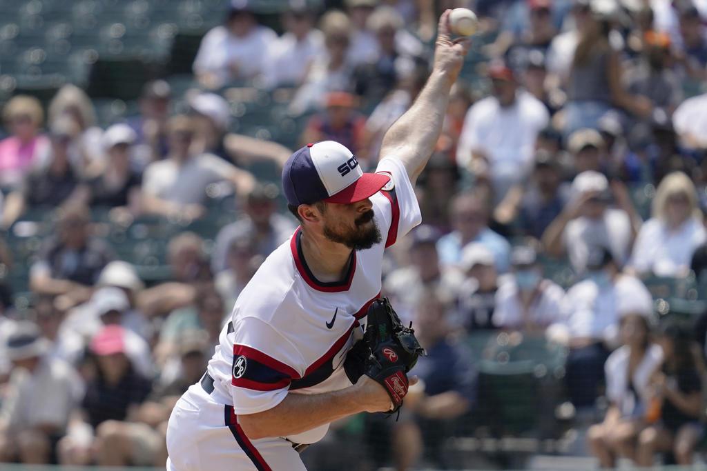 Joya de Carlos Rodón para blanquear a Astros de Houston