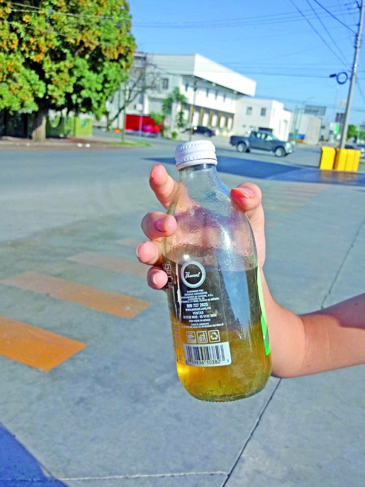 Despachan gasolina contaminada en Gómez Palacio