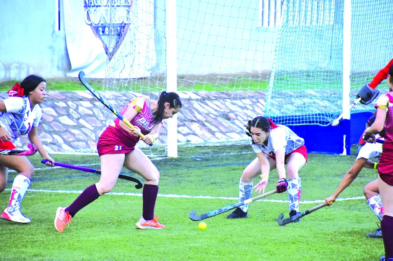 Este día se jugarán las finales de hockey sobre pasto de los Juegos Nacionales Conade 2021