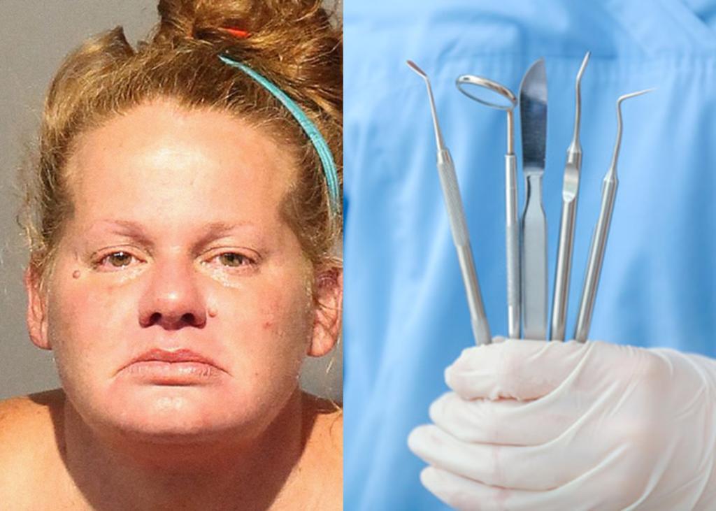 Mujer finge ser dentista y extrae 13 dientes a un paciente