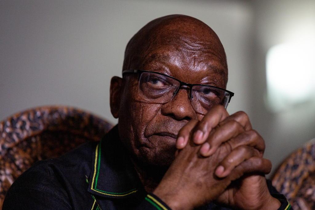 Reinicia el juicio al expresidente sudafricano Jacob Zuma