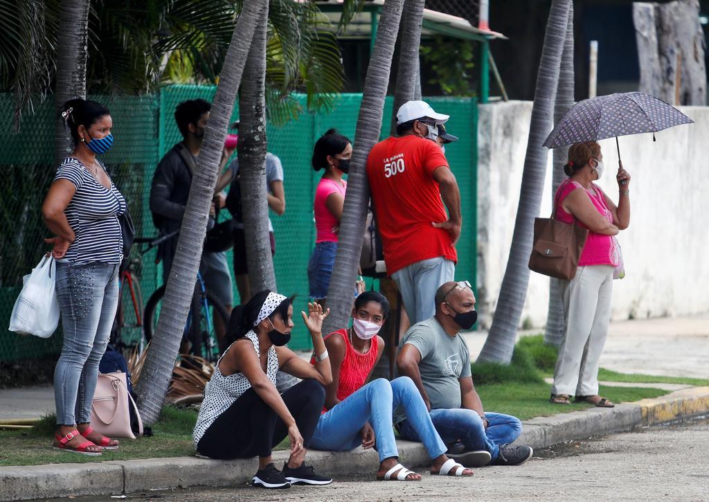 Cuba suma 6,505 nuevos casos de COVID-19; supera los 288,000
