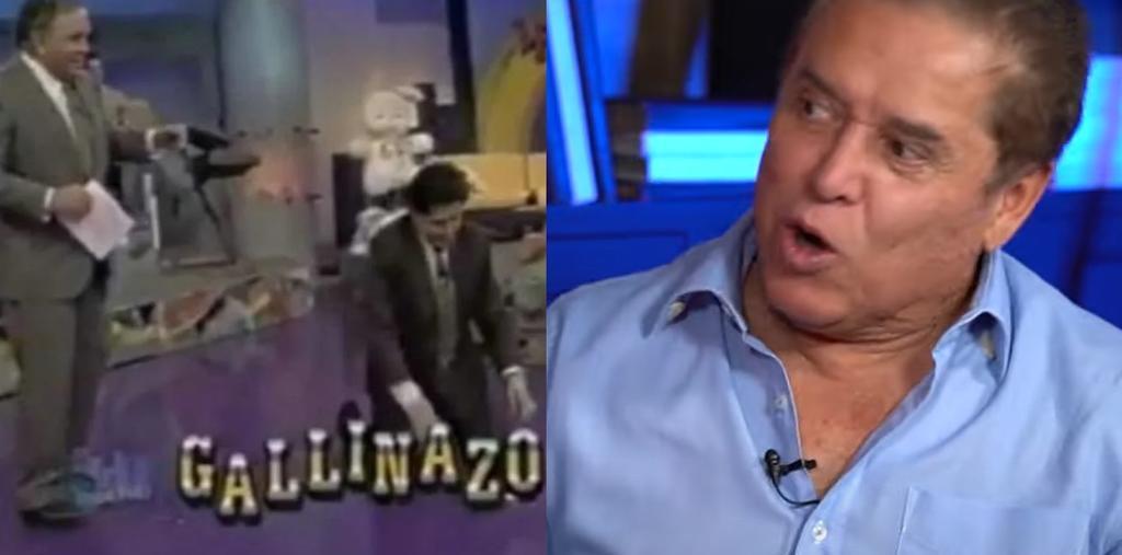 Mario Bezares revela qué era la 'bolsita blanca' que se le cayó mientras bailaba el 'Gallinazo'