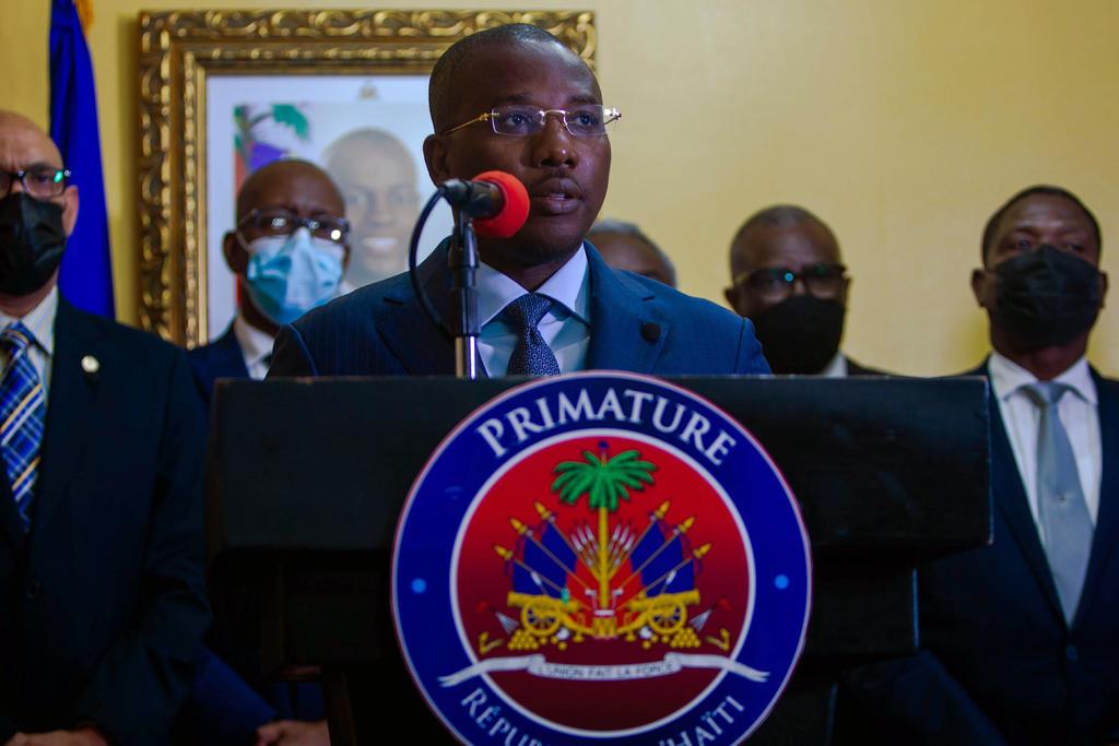 El primer ministro interino de Haití, Claude Joseph, dimitirá; le cederá el poder a Ariel Henry