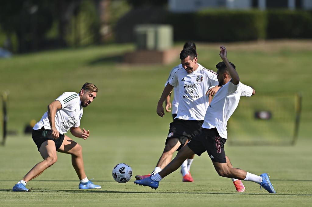 Selección Mexicana tiene autorización para reemplazar a 'Chucky' Lozano en Copa Oro