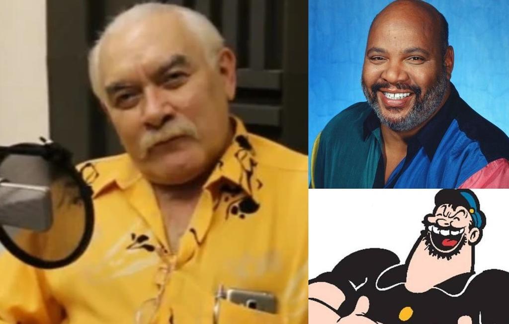Fallece el actor Arturo Casanova quien dio voz al 'tío Phil' en El Príncipe del Rap