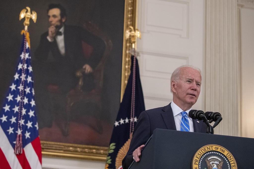 Joe Biden acusa a China de proteger a quienes lanzan ciberataques