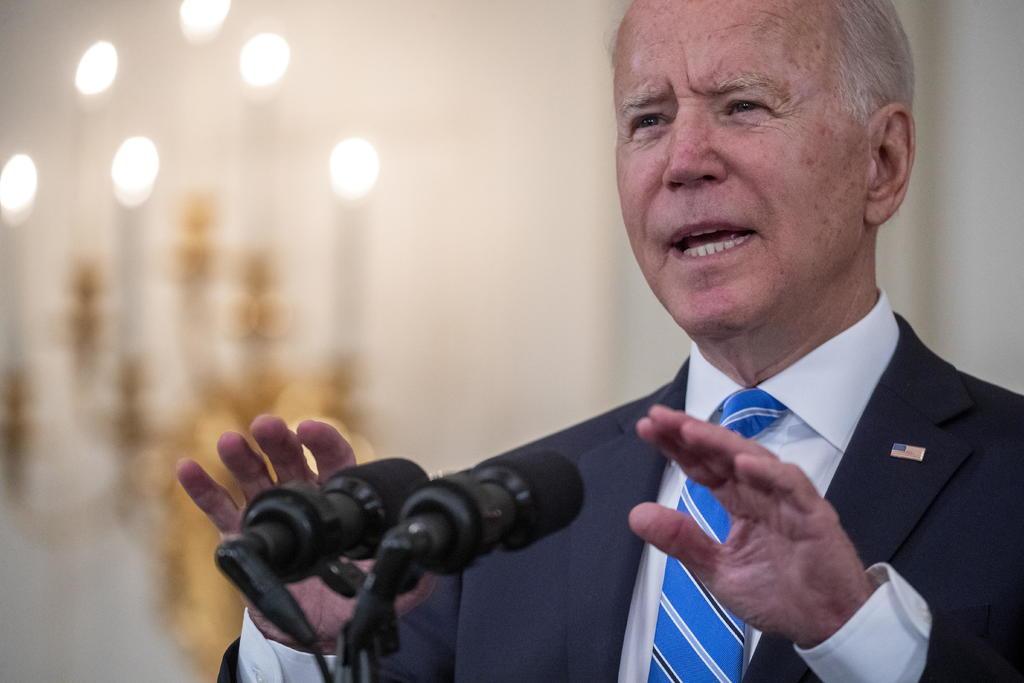 Joe Biden reclama a Facebook hacer algo en contra de la desinformación sobre las vacunas COVID
