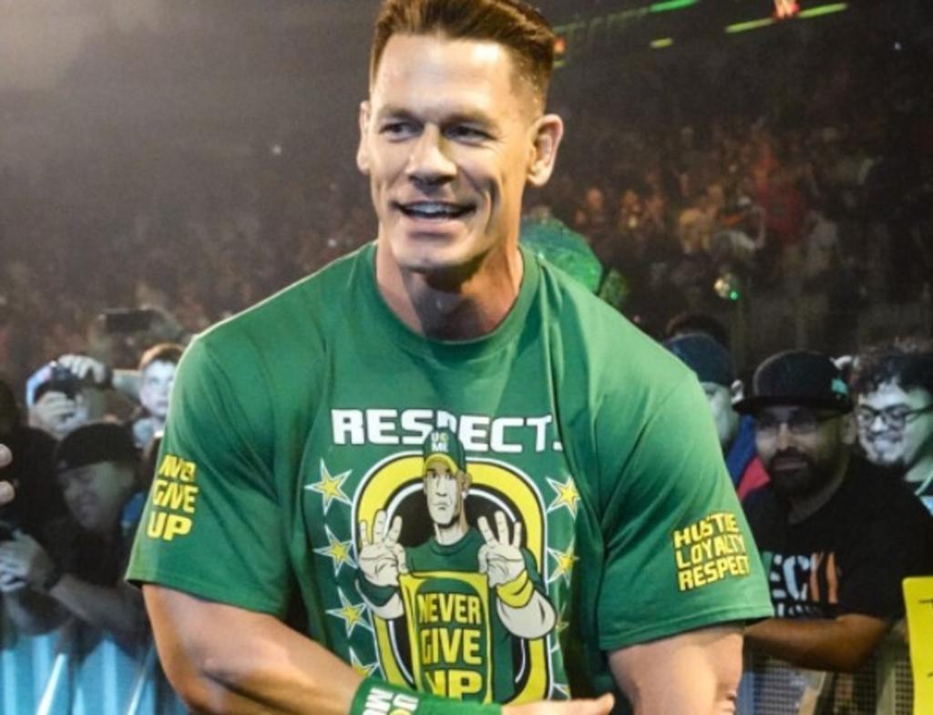 Así fue el regreso de John Cena a la WWE