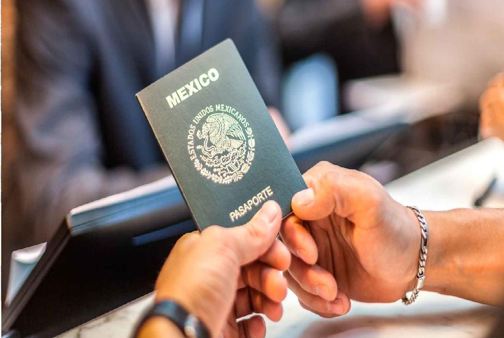 La Secretaría de Relaciones Exteriores registra un aumento en la emisión de pasaportes de manera sostenida