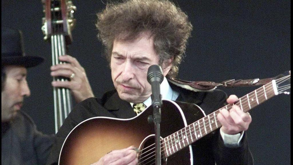 Bob Dylan regresa a los escenarios vía 'streaming'