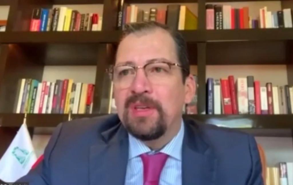 UIF presenta nueva denuncia contra José Luis Vargas, presidente del TEPJF