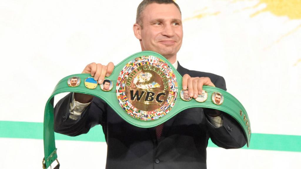 Fiesta en el box; cumple años Vitali Klitschko