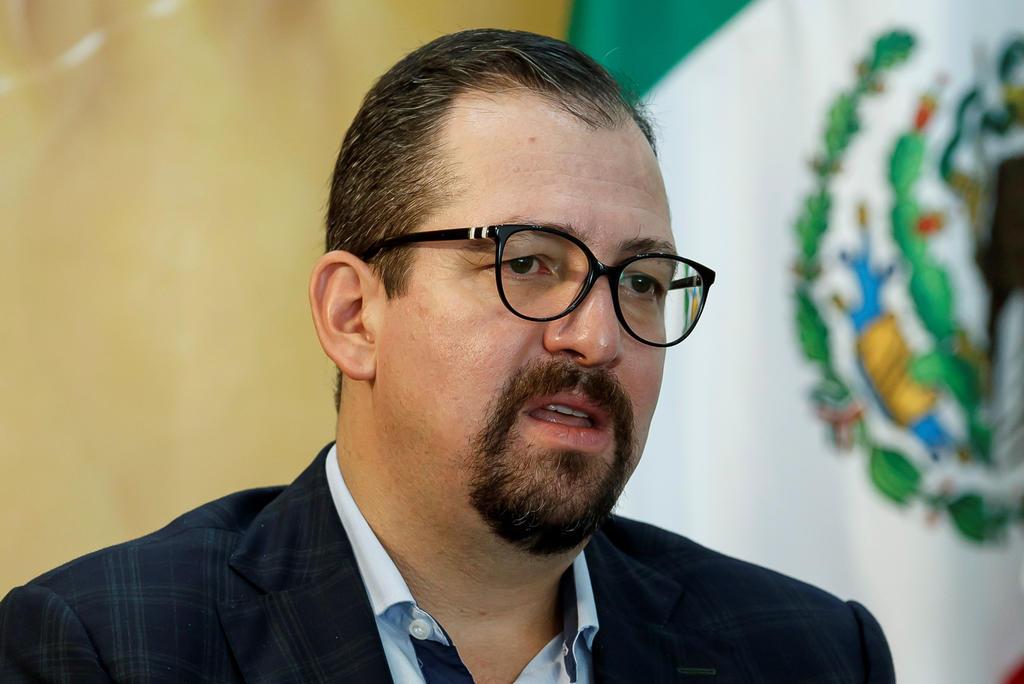 Magistrado presidente José Luis Vargas asegura estar 'limpio' tras denuncia en su contra por UIF