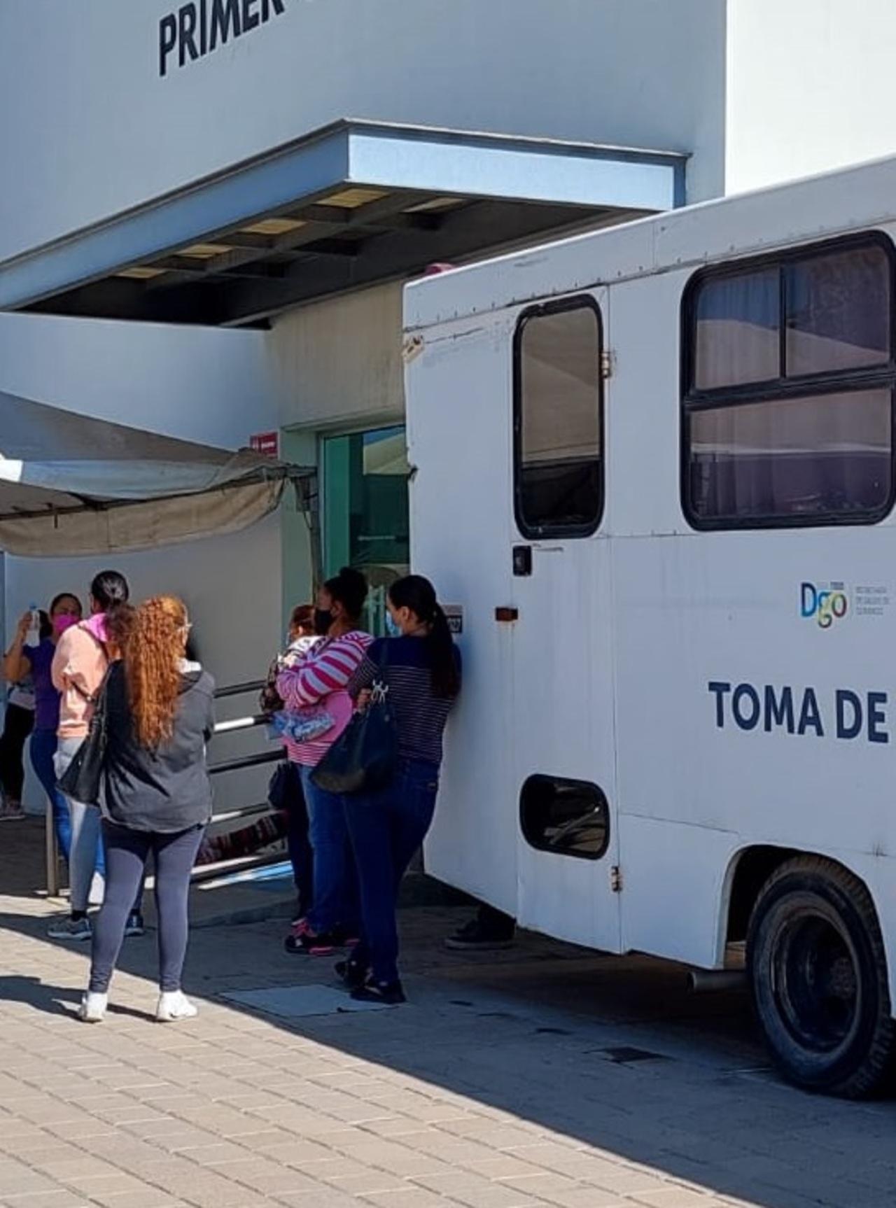 Aumentan 108% los contagios de Covid en Durango