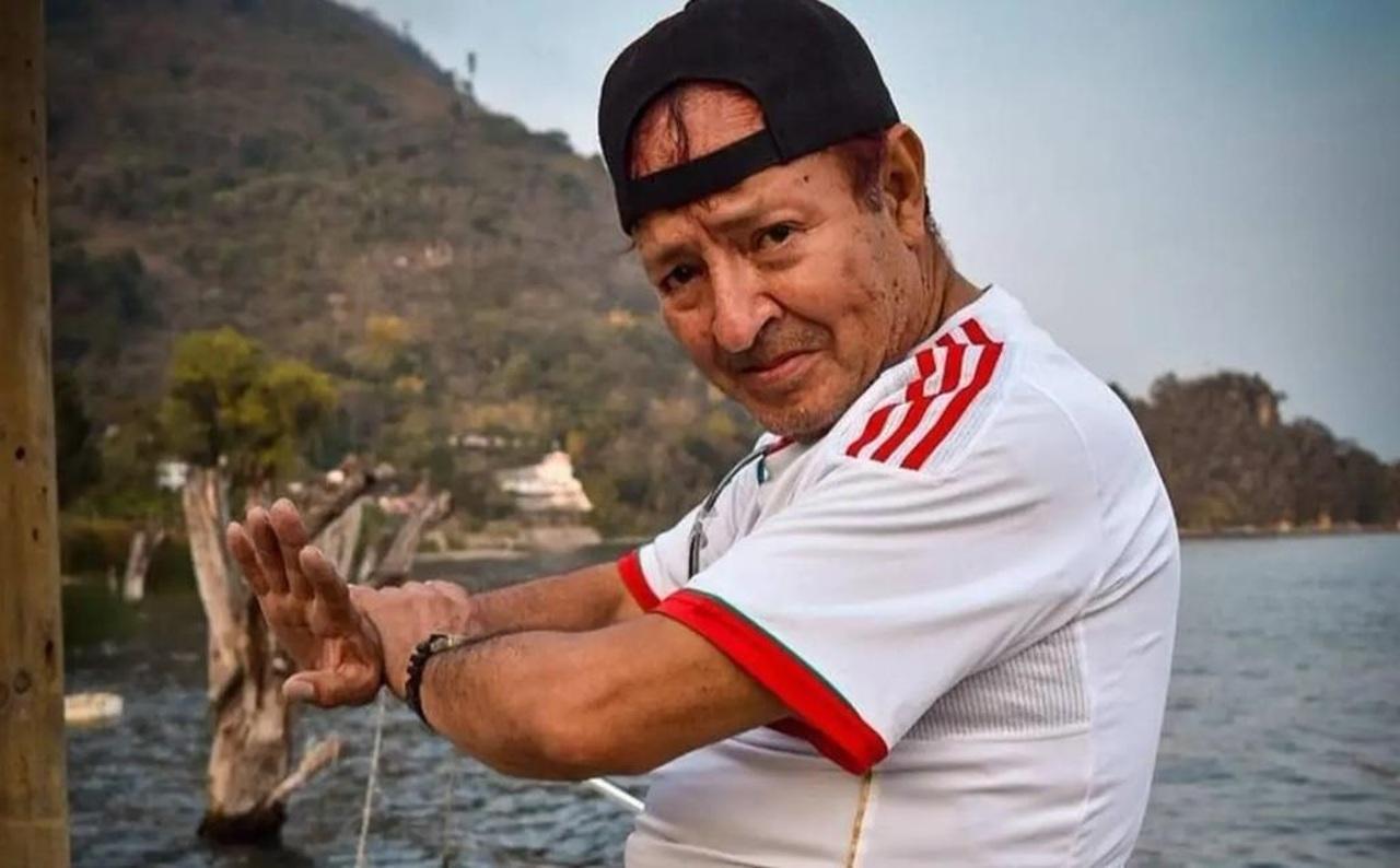 Sammy Pérez es intubado