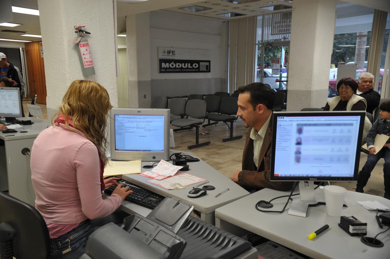 El INE investiga posible venta de datos del padrón